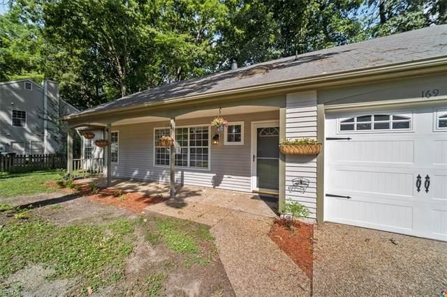 169 Robinhood Ln, Newport News, VA 23602 (#10386498) :: Rocket Real Estate