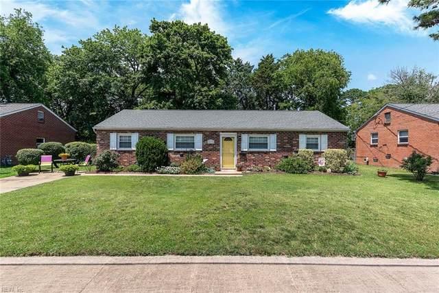 471 Fort Worth St, Hampton, VA 23669 (#10386509) :: The Bell Tower Real Estate Team