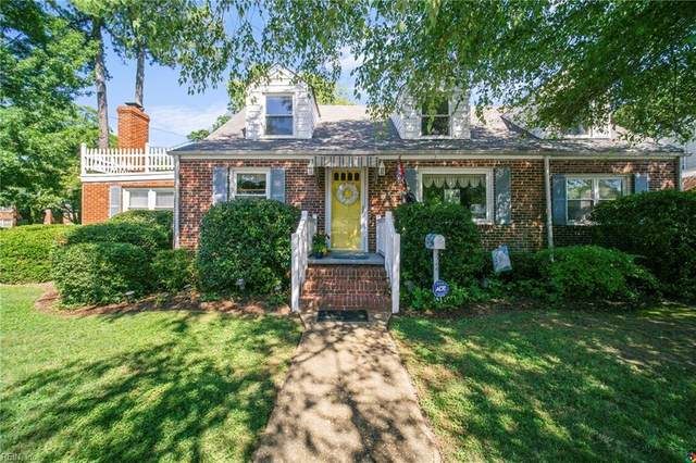 7744 Castleton Pl, Norfolk, VA 23505 (#10386510) :: Avalon Real Estate