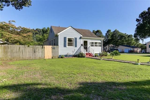 606 Ellen Rd, Newport News, VA 23606 (#10386527) :: Rocket Real Estate