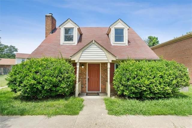 72 Glascow Way, Hampton, VA 23666 (#10386530) :: Berkshire Hathaway HomeServices Towne Realty