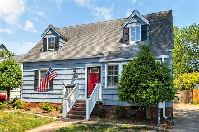 1720 Cromwell Dr, Norfolk, VA 23509 (#10386553) :: The Bell Tower Real Estate Team