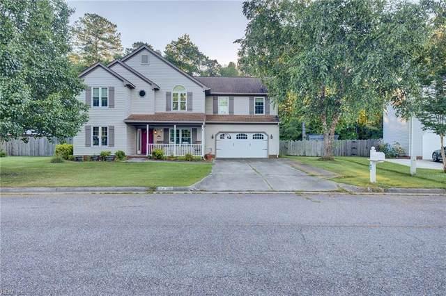2438 Cherry Blossom Dr, Suffolk, VA 23434 (#10386560) :: The Kris Weaver Real Estate Team