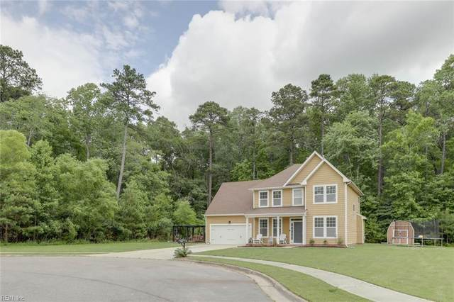 4701 Lake Shore Dr, Chesapeake, VA 23321 (#10386571) :: Rocket Real Estate