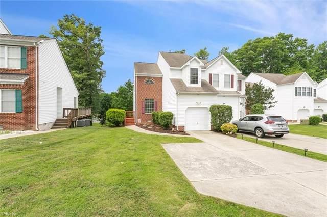 107 Creekshire Cres, Newport News, VA 23603 (#10386578) :: Avalon Real Estate