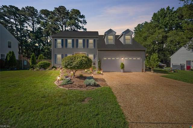 103 Canvasback Trl, Newport News, VA 23602 (#10386585) :: Avalon Real Estate
