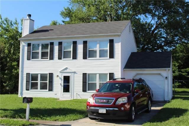 21 Phenix Ct, Hampton, VA 23661 (#10386587) :: Momentum Real Estate