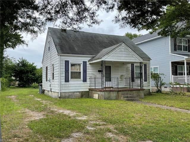 625 Augusta St, Hampton, VA 23669 (#10386589) :: Rocket Real Estate