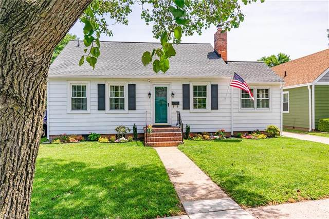 140 Robinson Rd, Hampton, VA 23661 (#10386590) :: Rocket Real Estate