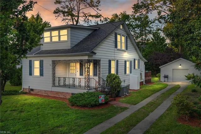 316 Brightwood Ave, Hampton, VA 23661 (#10386610) :: Rocket Real Estate