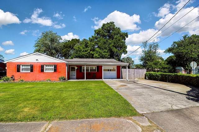 639 Fairfield Blvd, Hampton, VA 23669 (#10386612) :: The Bell Tower Real Estate Team