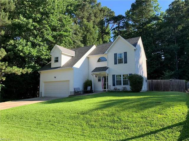 3913 Fox Hunt Trl, James City County, VA 23188 (#10386615) :: The Bell Tower Real Estate Team
