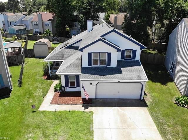952 Carothers Arch, Virginia Beach, VA 23464 (#10386620) :: Rocket Real Estate