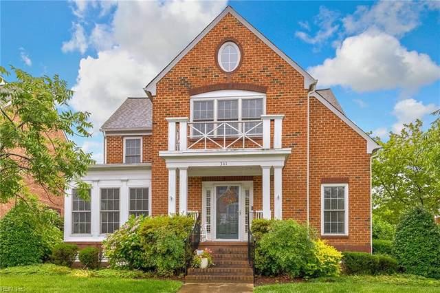 341 James Baldwin St, Newport News, VA 23606 (#10386621) :: Rocket Real Estate