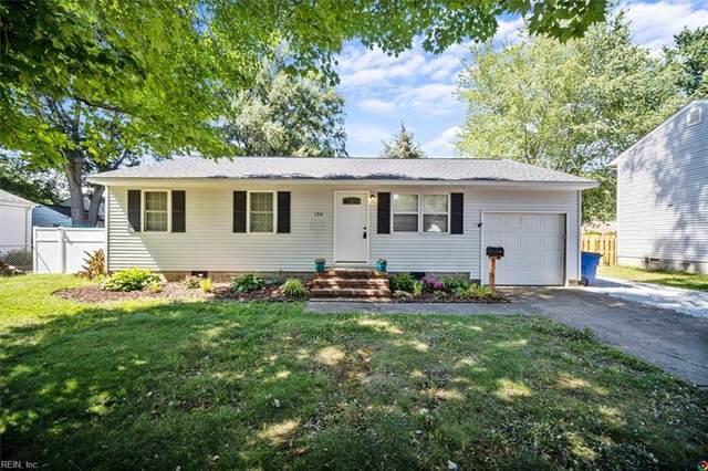 130 Edsyl St, Newport News, VA 23602 (#10386630) :: RE/MAX Central Realty