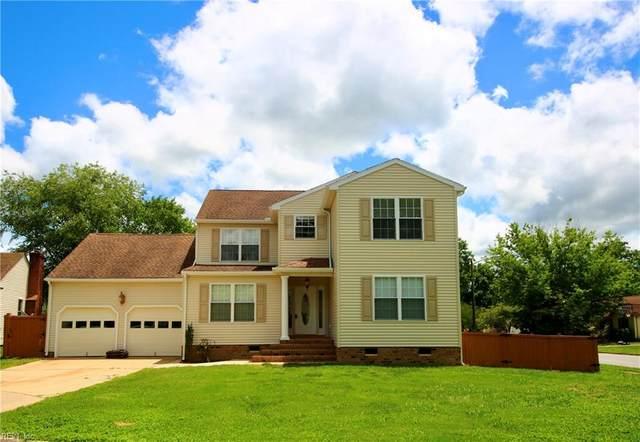 2009 Broomsedge Ct, Virginia Beach, VA 23456 (#10386645) :: Avalon Real Estate