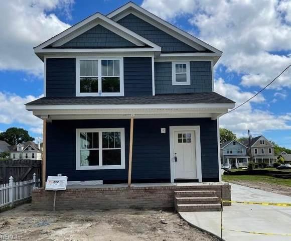 222 W 27th St W, Norfolk, VA 23517 (#10386678) :: Momentum Real Estate