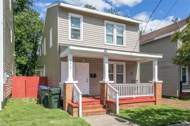 2419 Ruffin St, Norfolk, VA 23504 (#10386681) :: Berkshire Hathaway HomeServices Towne Realty