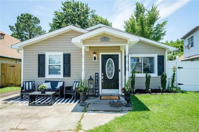 1233 New Land Dr, Virginia Beach, VA 23453 (#10386685) :: Momentum Real Estate
