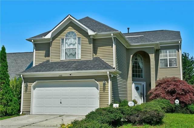 2400 Seven Kings Rd, Virginia Beach, VA 23456 (#10386713) :: The Kris Weaver Real Estate Team