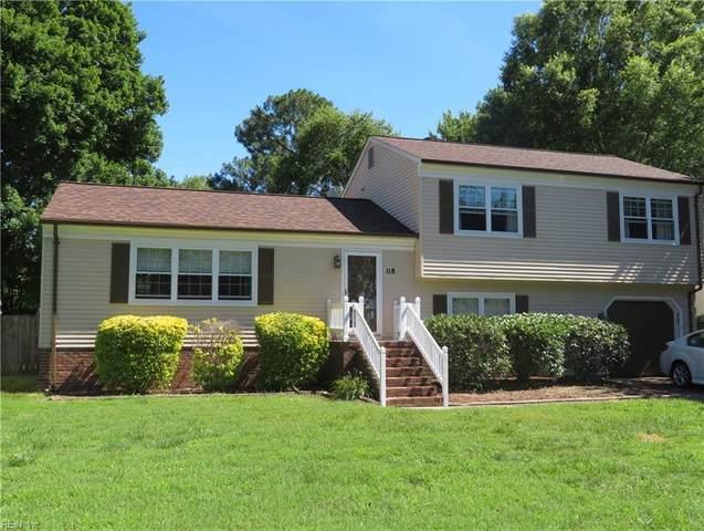 118 Drummonds Way, Hampton, VA 23669 (#10386755) :: The Bell Tower Real Estate Team