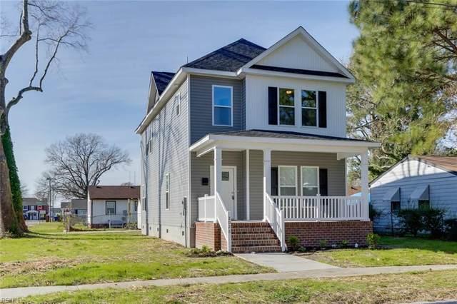 814 E 29th St, Norfolk, VA 23504 (#10386763) :: Team L'Hoste Real Estate