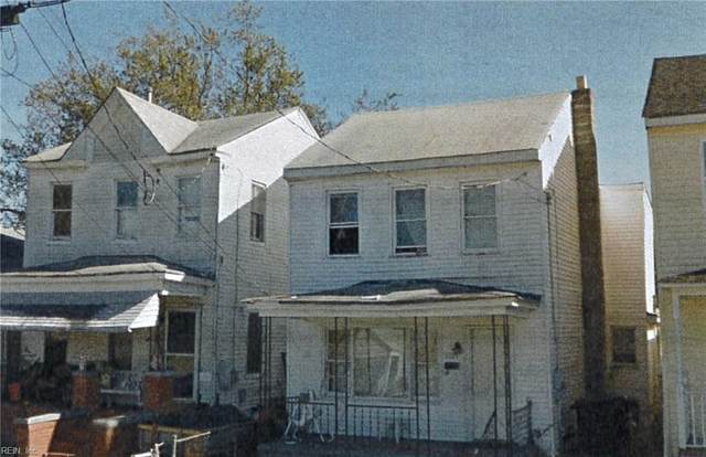 2307 Peach St, Portsmouth, VA 23704 (#10386766) :: The Bell Tower Real Estate Team