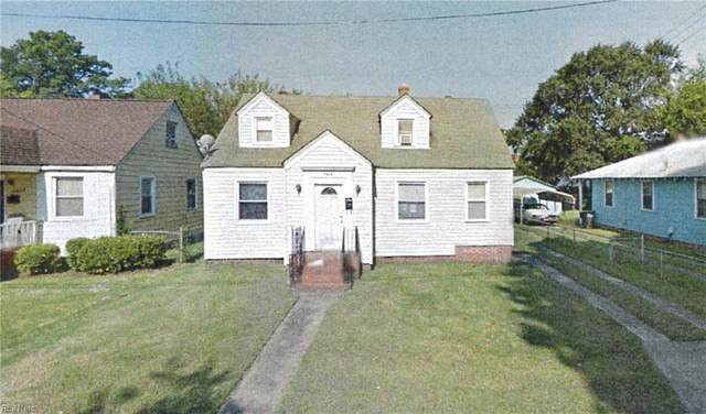 1510 Camden Ave, Portsmouth, VA 23704 (#10386774) :: The Bell Tower Real Estate Team