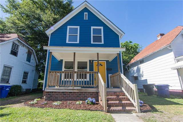 77 Hobson St, Portsmouth, VA 23704 (#10386782) :: RE/MAX Central Realty