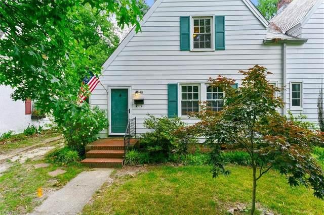 48 Hopkins St, Newport News, VA 23601 (#10386791) :: Berkshire Hathaway HomeServices Towne Realty