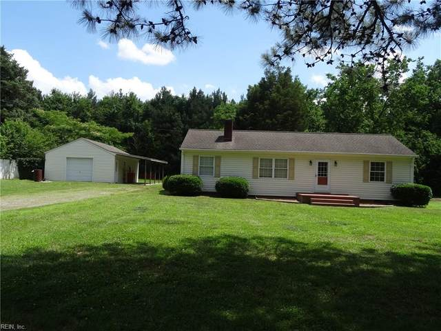 14320 Burwells Bay Rd, Isle of Wight County, VA 23430 (#10386801) :: Berkshire Hathaway HomeServices Towne Realty