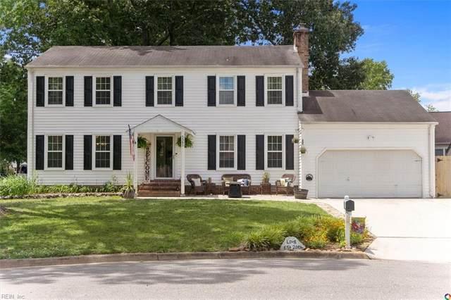 5385 Dalrymple St, Virginia Beach, VA 23464 (#10386850) :: Momentum Real Estate