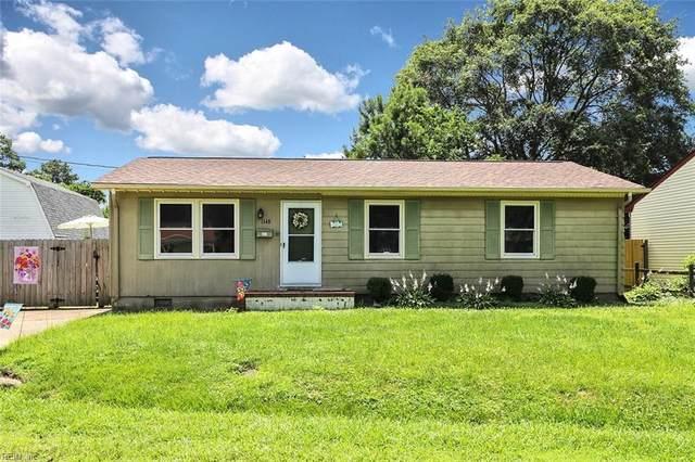 1148 Ferebee Ave, Chesapeake, VA 23324 (#10386857) :: Rocket Real Estate