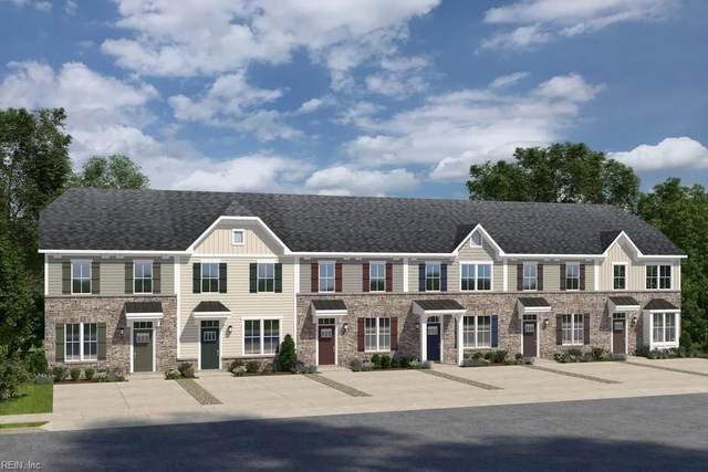 130 Capeside Ct 14C, York County, VA 23188 (#10386859) :: Momentum Real Estate