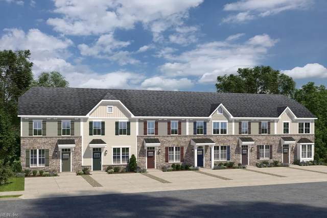 136 Capeside Ct 14F, York County, VA 23188 (#10386861) :: Momentum Real Estate