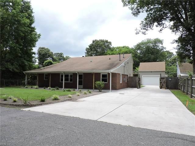 804 Oklahoma Dr, Chesapeake, VA 23323 (#10386864) :: The Bell Tower Real Estate Team