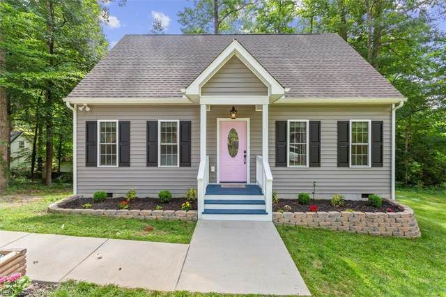 6609 Fairview Dr, New Kent County, VA 23141 (#10386869) :: Momentum Real Estate