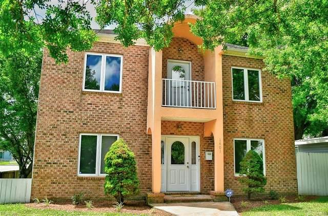 1401 W 40th St, Norfolk, VA 23508 (#10386876) :: Atlantic Sotheby's International Realty