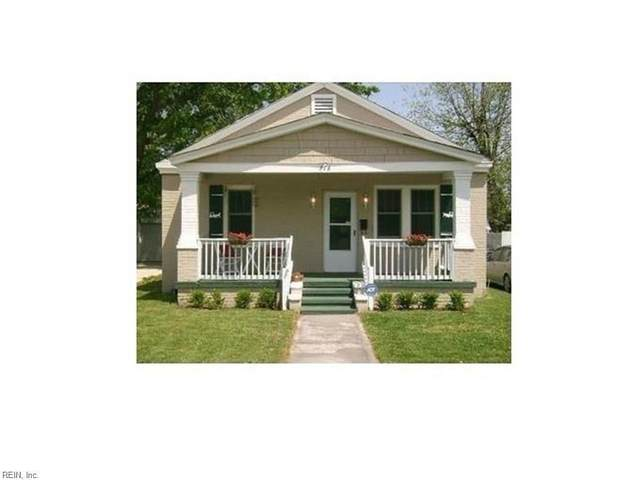 316 Cherry Ave, Hampton, VA 23661 (#10386878) :: Rocket Real Estate
