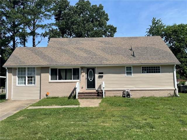 3316 Sunnyside Dr, Hampton, VA 23666 (#10386890) :: Rocket Real Estate