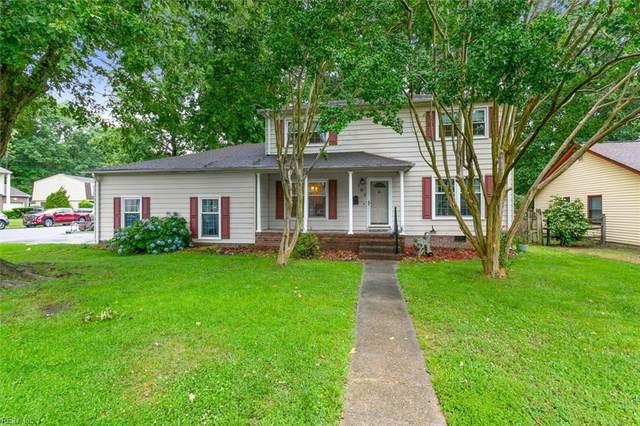 101 Bear Creek Xing, Hampton, VA 23669 (#10386902) :: Crescas Real Estate