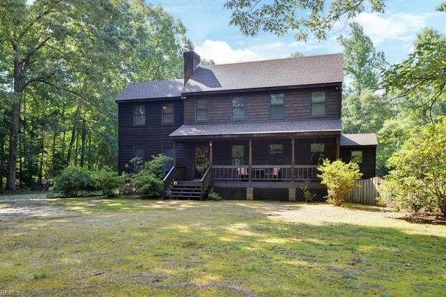 13034 Mount Olive Cohoke Rd, King William County, VA 23181 (#10386908) :: Berkshire Hathaway HomeServices Towne Realty
