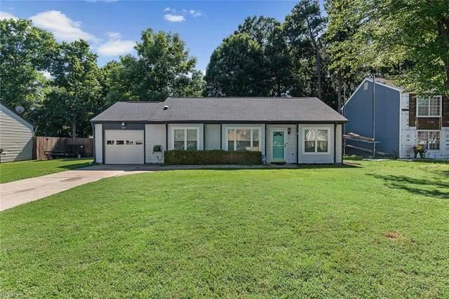 221 Springdale Way, Hampton, VA 23666 (#10386924) :: The Bell Tower Real Estate Team