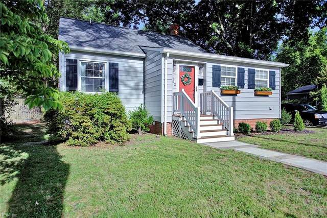 3812 Brook Rd, Richmond City North James River, VA 23227 (#10386939) :: The Bell Tower Real Estate Team