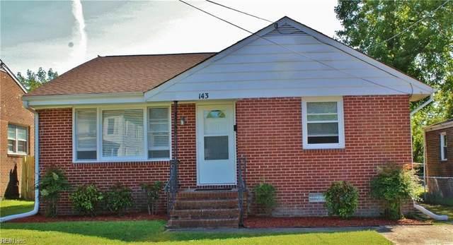 143 W Cummings Ave, Hampton, VA 23663 (#10386950) :: The Kris Weaver Real Estate Team