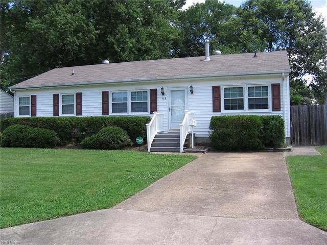 408 Adwood Ct, Hampton, VA 23605 (#10386977) :: The Kris Weaver Real Estate Team