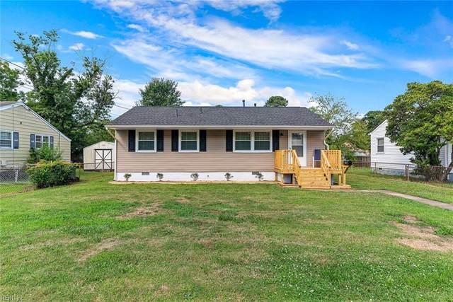104 Aspenwood Dr, Hampton, VA 23666 (#10387023) :: The Bell Tower Real Estate Team