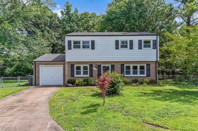 540 Stockton St, Hampton, VA 23669 (#10387056) :: Momentum Real Estate