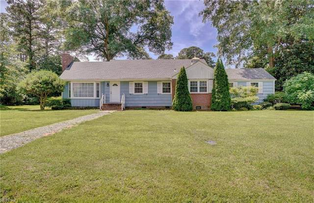 3821 Pine Rd, Portsmouth, VA 23703 (#10387058) :: The Bell Tower Real Estate Team