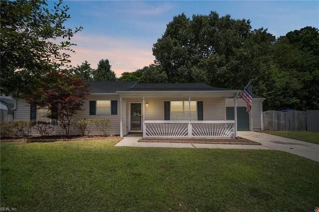 11 Compton Ct, Hampton, VA 23666 (#10387115) :: Momentum Real Estate